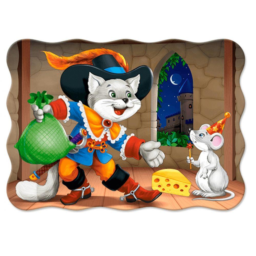 кот в сапогах картинки из сказки цветные